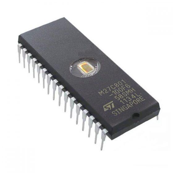 INTEGRADO M27C801