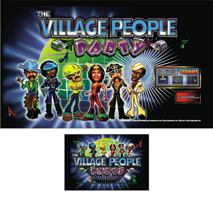 VILLAGE PEOPLE PARTY