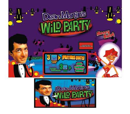 DEAN MARTINS WILD PARTY