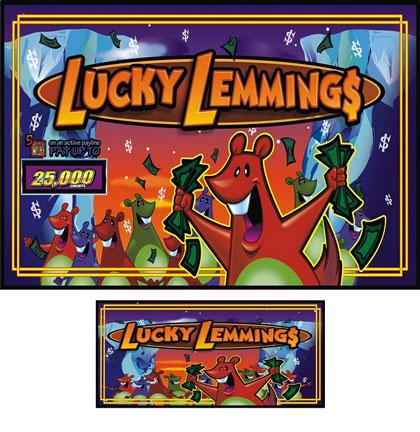 LUCKY LEMMINGS