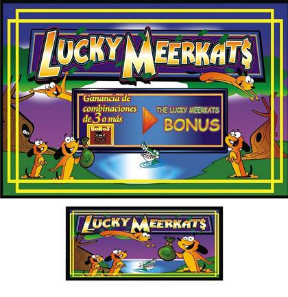 LUCKY MEERKATS