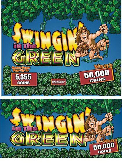 SWINGIN GREEN