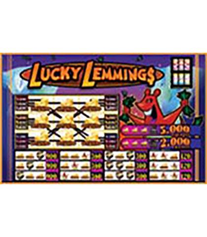 LUCKY LEMMINGS 9M 9L