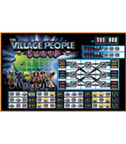 VILLAGE PEOPLE 9L 9M