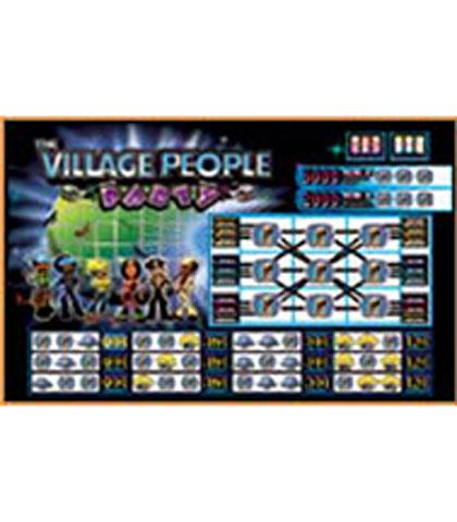 VILLAGE PEOPLE 9L 9M