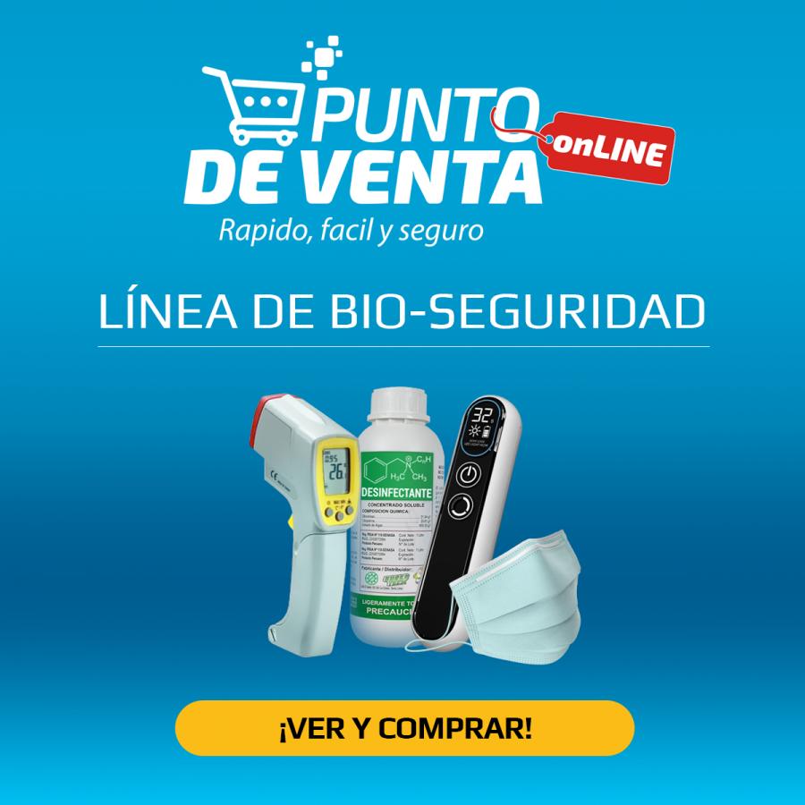 Línea de Bio-seguridad