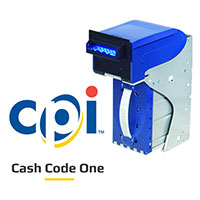 Aceptador CASH CODE ONE repuestos